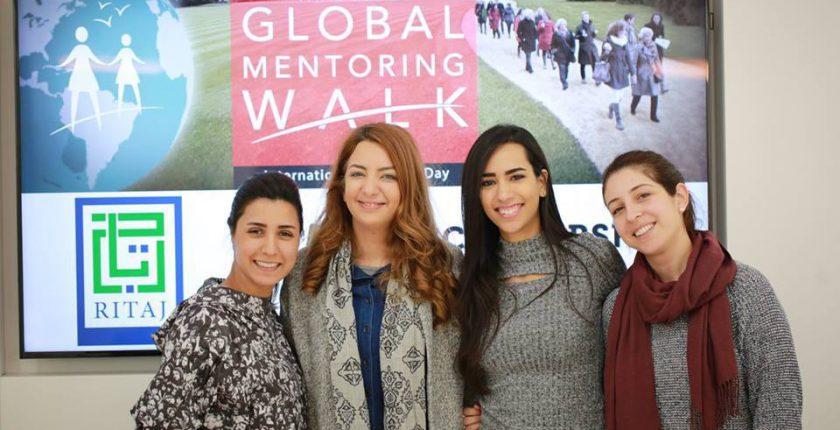Global Women Mentor Walk