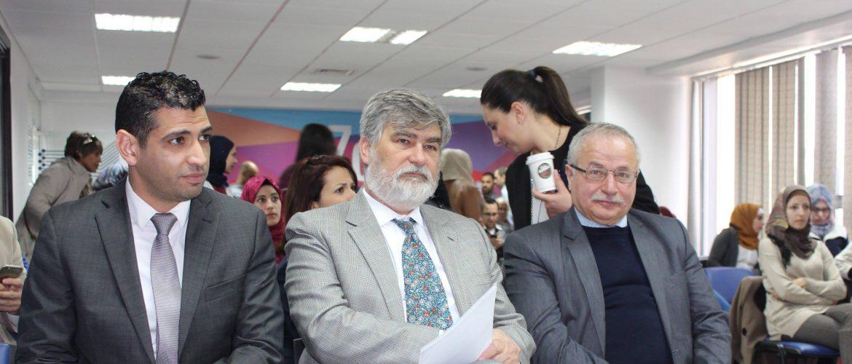 closing ceremony for our project entreprenura