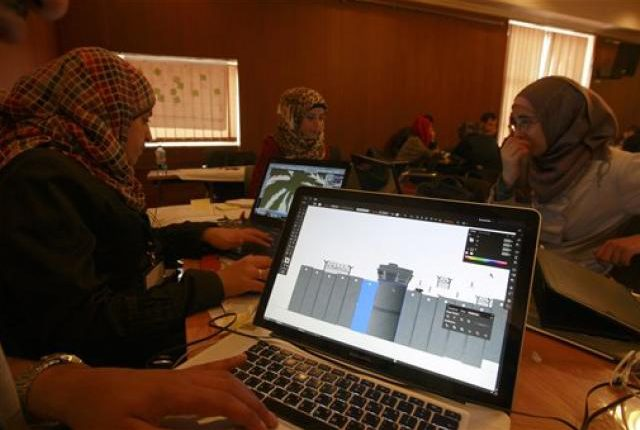 Palestinian startup looks for more support in Silicon Valley