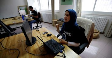 Palestinian start-ups innovate way past obstacles